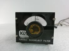 K&L Microwave Tunable Bandrejec