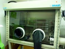 2004 MBraun Labmaster 130 Glove