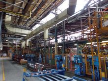 Motor Compartment Assembly Line