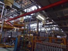 Front Rail Assembly Line Compri