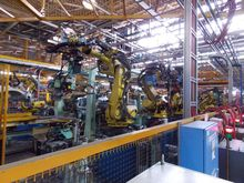 Outer Framing Assembly Line Com