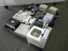 14 Pc. Laboratory Equipment, To