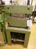 Gerver 'GK-1' Manual Press Brak