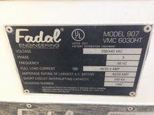 Fadal Model VMC 6030HT 907-1 4-