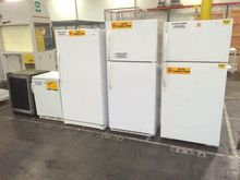 5 ea Refrigerators/Freezers to