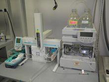 6-Piece Agilent 1100 Series HPL