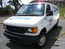 2003 FordX E350 Van. Approximat