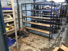 Maintenance Supply Room to incl