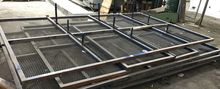 5ea Steel Cage Panels, Weight 1