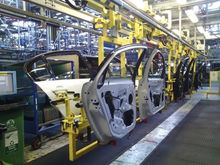 Manual Door Assembly Line - Eis