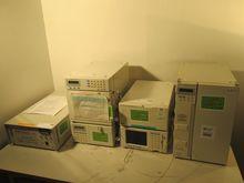 Shimadzu HPLC System CTO-10AC V