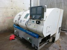 2001 Okuma Crown L1016 762-SB 2
