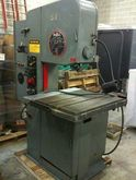 Doall 2012-2H Vertical Band Saw
