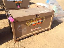 Knaack Box with Hydraulic Equip