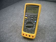 4 pcs. FLUKE Model 187 Multimet