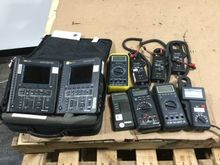 10ea Test equipment, To include