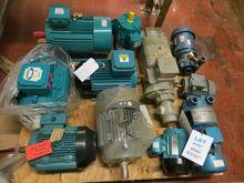 11 x Electric Motors 1 x Brook