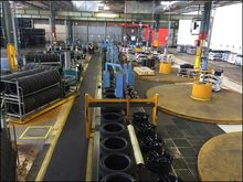 Tyre to Rim Assembly Line 12 St