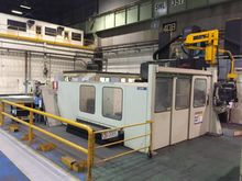 Five Axis Milling Machine Toshi