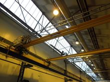 (3) Stahl Kran 250kgs Dual Elec