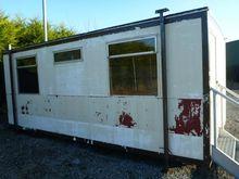 Jack Leg Site Cabin Single door