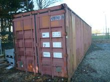 40 Ft Shipping Container Note s