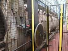 EFCO Barrel Oven Electric heate