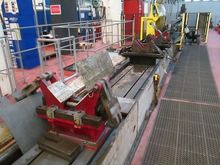 Barnes Honing Machine 10m bed/s