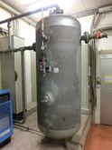 Aeberhardt Air receiver tank /