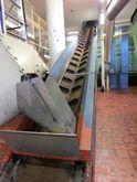 Inclined Conveyor belt / Steig-