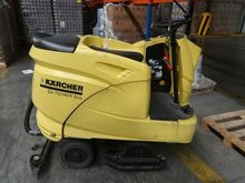 Karcher 'BR75/140R Eco' Electri