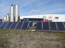 Abue Aluminium Heating Solar Pa