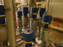 GEA Tuchenhagen Flow Valves qty