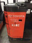 Reach Truck - Toyota '7FBR18' S