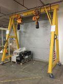 Portal Crane - 2 units of Kito