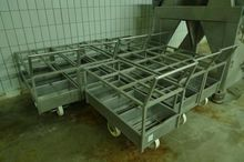 7 x Stainless Steel Defrosting