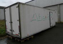 Chereau Truck Body 2600 mm wide