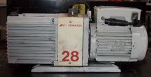 Edwards E2M28 Vacuum Pump GOBME