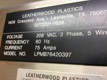 Leatherwood Plastics Mdl LPMB76