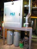 P & J 'PJ2' Dust Extraction Uni