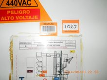 2008 Boehringer VDF 315 OM-4 CA