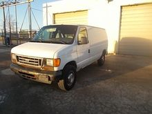 2005 Ford E350 Cargo Van F45468