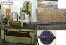 Bandsaw Armstrong-Blum EL-09030