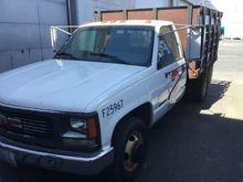2000 GMC Sierra 3500 Dually Sta