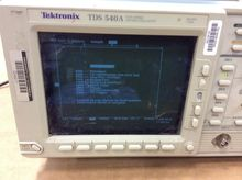 Tektronix TDS 540A Four Channel