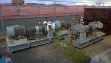 3x Potable Water Booster Pumps