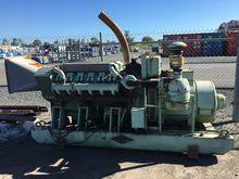 Generator - V12 Diesel Motor CA