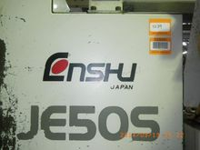 2007 Enshu Corp JE50S CNC Machi