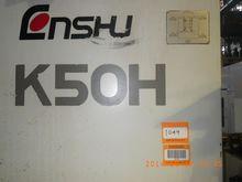 2007 Enshu Corp K50H CNC Machin