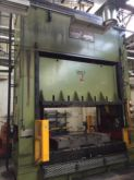 Welded product hydraulic press